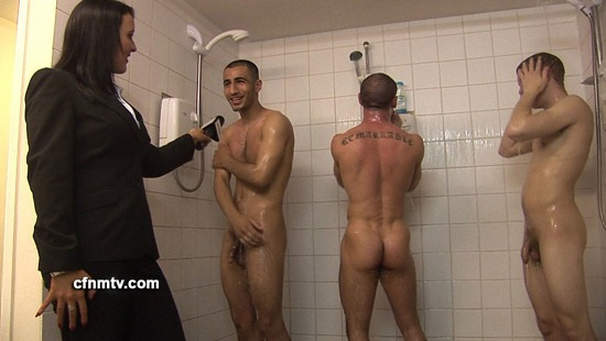 Straight guy submits for ass drilling