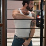 Hairy Bearded Stud Jessy Ares Fucks Xavi's Eager Ass