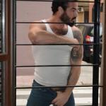 Hairy Bearded Stud Jessy Ares Fucks Xavi's Eager Ass