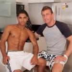 Sexy Italian Talent-Seeker Ettore Tosi Discovers Cute Hung Brazilian Boy Jonathan