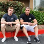 Strong Muscular Soldiers Markie & Brad Flip-Flop Fucking Hard & Raw