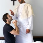 The Journey: Confession – Gabriel Clark Confesses All His Sins To Local Priest Mike Stallone