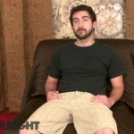 Handsome Bearded Straight Southern Boy Burton Gets Serviced