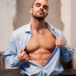 Detective Damien Crosse Decides To Thoroughly Investigate Theo Ford's Ass