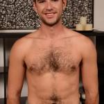 Hairy Beefy Straight Man Derek Gets His Very First Happy-Ending Massage