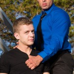Manly & Hairy Sugar Daddy Nick Capra Makes Love To His Young Boyfriend Ian Levine