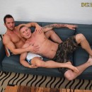 Muscled Manly Dude Rob Stonebridge Fucks Tyler Griz Hard & Deep