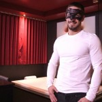 Handsome Masked Stud Carl Gets Horny In The Halloween Special