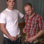 Aggressive Country Boy Haigan Plows Robbie's Eager Ass Hard & Deep