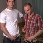 Aggressive Country Boy Haigan Plows Robbie's Eager Ass Hard & Deep