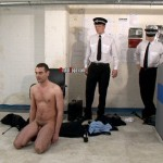 Pervy Aggressive Cops Train Their New Prisoner