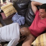 Hot Italian Straight Man Mario Gets Fully Serviced & Then Fucks Cocksucker's Face