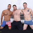 Vander, Zale & Lorenzo Have Some Hot Fun Together