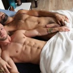 Hairy Bearded Tegan Barebacks & Breeds Bjorn's Eager Ass