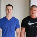 Beefy Stud Brad Banks Plows Quentin's Eager Ass Hard & Raw