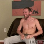 Cute, Manly Straight Dude Arizona Gets His Large Thick Cock Professionally Serviced