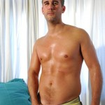 Sexy Married Straight Dude Steve Hooper Shows Off & Strokes His Huge Cock
