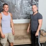 Ripped, Hung Redneck Stud Darin Fucks Beefy Bodybuilder Brayden Hard & Deep