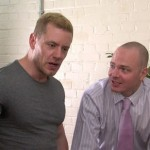 Pervy Debt Collectors Take Advantage Of Ripped Hung Straight Dude Enrico