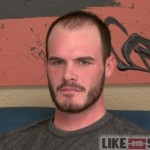 Handsome Manly Straight Dude Tyson Comes Back To Get Serviced