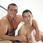 Masculine Ripped Stud Derek Jones Takes Care Of Phillip Anadarko's Inviting Ass