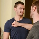 Hot, Manly & Hairy Dennis West Fucks His Stepson Asher Hawk Hard & Deep