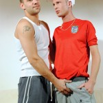 Rough Masculine Lad Matt Brooks Plows Jordan's Eager Tight Ass Hard & Deep