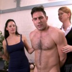 Revengeful Ladies Punish & Examine Hairy, Beefy But Arrogant Stud Paolo