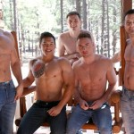 Spring Training – A Bunch Of Hot Young Ripped Men Have Lots Of Fun Together In The Woods