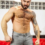 Horny Reunion – Jessy Ares, Paddy O'Brian, Klein Kerr and Hector De Silva Fuck Lost Boy Will Braun