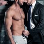 Site Manager Enzo Rimenez Fucks Hot Muscular Builder Denis Vega Hard & Raw