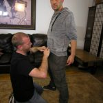 Blast From The Past – Rocky's Huge Cock Gets Serviced