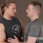 Hot Muscular Stud Ondrej Oslava Barebacks His Beefy Buddy Gregor Tanek Hard & Raw
