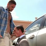 Horny Stud Dato Foland Takes Care Of Cameron Rex's Eager Politician Ass