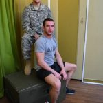 Hot Military Studs Randy & Zach Flip-Flop Fucking Hard & Raw