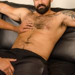 Hairy Bearded Straight Stud Freddy Gets Fully Serviced By Eager Cocksucker