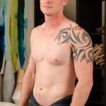 Hot Big-Dicked Military Dude Logan Gets A Happy-Ending Massage