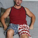 The First Seduction Of Beefy & Manly Straight Dude Chase K