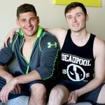 Ripped Handsome Straight Stud Max Summerfield Gets A Massage & Fucks Neil Peterson's Eager Ass