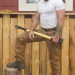 Hot Ripped Lumberjack Baker