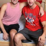 Handsome Muscled Straight Dude Chase Klein Fucks Conner Mason's Eager Ass