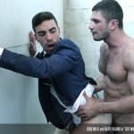 "Manly Hairy Russian Stud Dato Foland Takes Care Of Newcummer Josh Milk's Eager Ass In Episode ""Got Milk"""