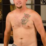 Cute Beefy Straight Stud Dominic Gets A Happy-Ending Massage