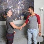 Cute Spunky Engaged Dude Vlad Fucks Javier Cruz's Eager Ass