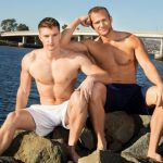 Tall Muscular Stud Jacob Takes Care Of Blake's Eager Ass