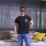 Hot Straight Guy Dominic Shows Off His Ripped Body & Gets A Handjob