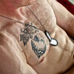 Ripped Military Dude Corporal Knox Busts A Nut
