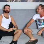 Sexy Hairy Irish Guys Brendan & Devin Adams In A Hot Flip-Flop Fuck Scene