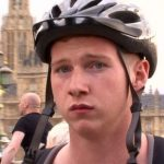 Anything For Love – Martin Rides His Bike In The City Totally Naked