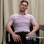 Tall Muscled Dude Mark Gets Fucked Hard At His First Porn Audition